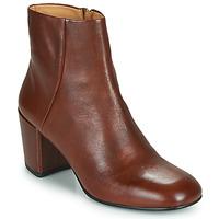 Čevlji  Ženske Gležnjarji Vagabond Shoemakers MELINA Cognac