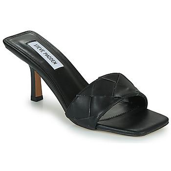 Čevlji  Ženske Sandali & Odprti čevlji Steve Madden FRENZY Črna