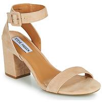 Čevlji  Ženske Sandali & Odprti čevlji Steve Madden MALIA Bež
