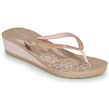 Čevlji  Ženske Japonke Isotoner FRADA Bež
