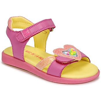 Čevlji  Deklice Sandali & Odprti čevlji Agatha Ruiz de la Prada AITANA Rožnata