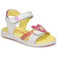 Čevlji  Deklice Sandali & Odprti čevlji Agatha Ruiz de la Prada AITANA Bela