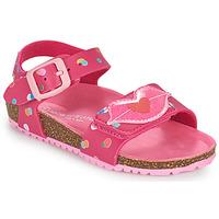 Čevlji  Deklice Sandali & Odprti čevlji Agatha Ruiz de la Prada BIO Rožnata