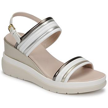 Čevlji  Ženske Sandali & Odprti čevlji Lumberjack ELAINE Bela / Bež