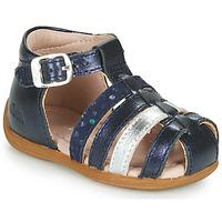 Čevlji  Deklice Sandali & Odprti čevlji Aster OFILIE Modra