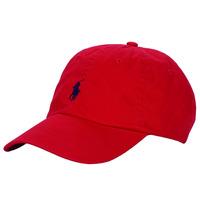 Tekstilni dodatki Moški Kape s šiltom Polo Ralph Lauren HSC01A CHINO TWILL Rdeča