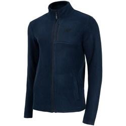 Oblačila Moški Flis 4F PLM003 Mornarsko modra