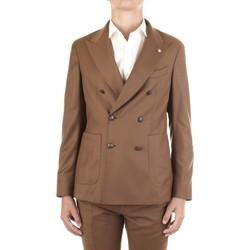 Oblačila Moški Jakne & Blazerji Manuel Ritz 2932G2738Y-200501 Cammello