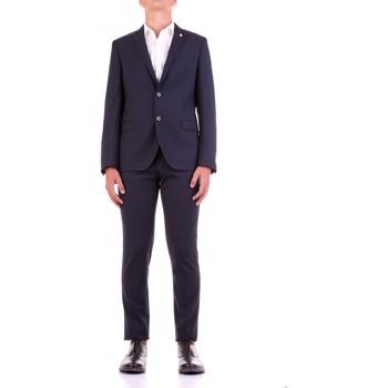 Oblačila Moški Obleka Manuel Ritz 2932A3318-203554 Blu