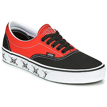 Čevlji  Nizke superge Vans ERA Črna / Rdeča