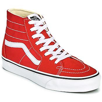Čevlji  Visoke superge Vans SK8 HI TAPERED Rdeča