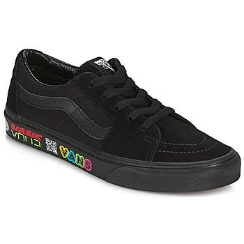 Čevlji  Visoke superge Vans SK8 LOW Črna