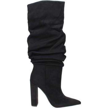 Čevlji  Ženske Gležnjarji Steve Madden SMSSLOUCH-BLK Črna