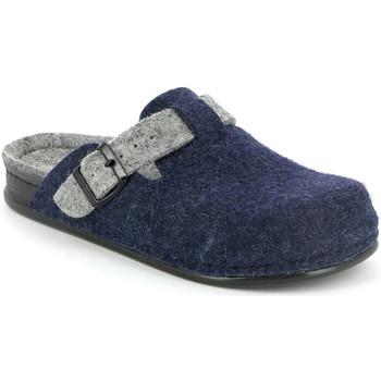 Čevlji  Moški Nogavice Grunland CI1016 Modra