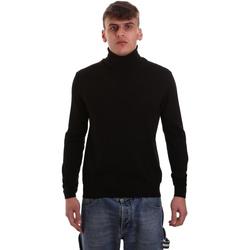Oblačila Moški Puloverji Navigare NV11006 33 Črna