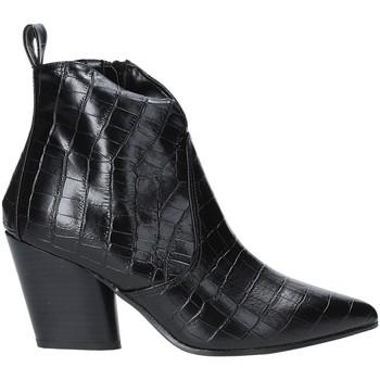 Čevlji  Ženske Gležnjarji Grace Shoes 7241007 Črna