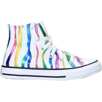 Čevlji  Otroci Modne superge Converse 667600C Biely