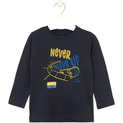 Oblačila Otroci Majice & Polo majice Losan 025-1635AL Modra
