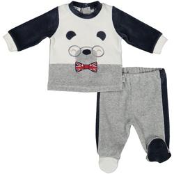 Oblačila Otroci Obleke in kravate Melby 20Q0890 Siva
