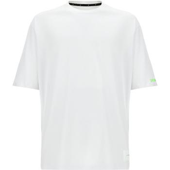 Oblačila Moški Majice & Polo majice Freddy F0ULTT2 Biely