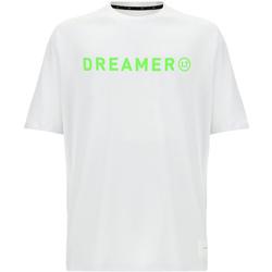 Oblačila Moški Majice & Polo majice Freddy F0ULTT3 Biely