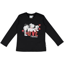 Oblačila Otroci Majice & Polo majice Melby 40C0283DN Črna