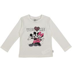 Oblačila Otroci Majice & Polo majice Melby 40C0403DN Biely