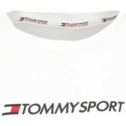 Oblačila Ženske Majice & Polo majice Tommy Hilfiger S10S100445 Biely
