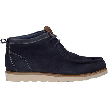 Čevlji  Moški Mokasini Docksteps DSE106114 Modra