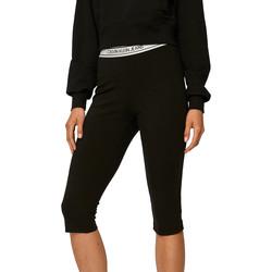 Oblačila Ženske Pajkice Calvin Klein Jeans J20J214302 Črna