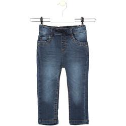 Oblačila Otroci Jeans Losan 025-6664AL Modra
