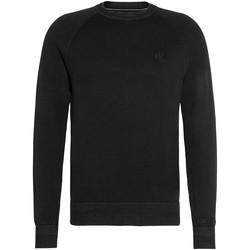 Oblačila Moški Puloverji Calvin Klein Jeans J30J315600 Črna