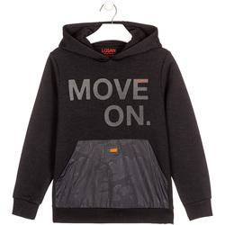 Oblačila Otroci Puloverji Losan 023-6006AL Črna