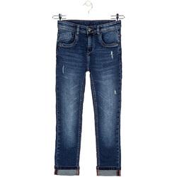 Oblačila Otroci Jeans Losan 023-9002AL Modra