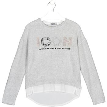 Oblačila Otroci Majice & Polo majice Losan 024-1024AL Siva