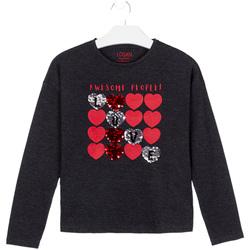 Oblačila Otroci Majice & Polo majice Losan 024-1206AL Siva