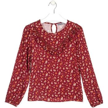 Oblačila Otroci Majice & Polo majice Losan 024-3001AL Rdeča
