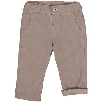 Oblačila Otroci Hlače Melby 20G0250 Bež
