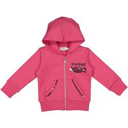 Oblačila Otroci Puloverji Melby 20D2341 Roza