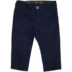 Oblačila Otroci Hlače Melby 20G0170 Modra