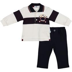 Oblačila Otroci Obleke in kravate Melby 20K0230 Modra