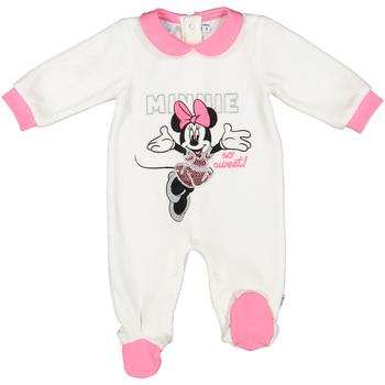 Oblačila Otroci Trenirka komplet Melby 20N2391DN Biely