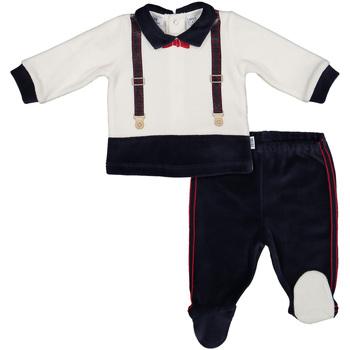 Oblačila Dečki Otroški kompleti Melby 20Q0060 Črna