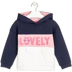 Oblačila Otroci Puloverji Losan 026-6025AL Modra