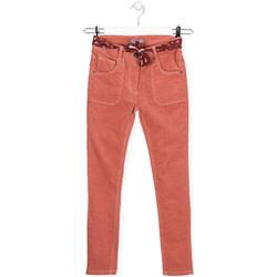 Oblačila Otroci Kavbojke slim Losan 024-9005AL Roza