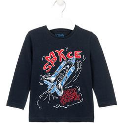 Oblačila Otroci Majice & Polo majice Losan 025-1201AL Modra