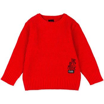 Oblačila Otroci Puloverji Losan 025-5000AL Rdeča