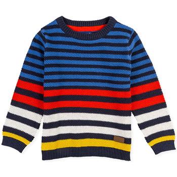 Oblačila Otroci Puloverji Losan 025-5006AL Modra