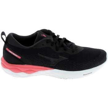 Čevlji  Tek & Trail Mizuno Wave Revolt Noir Črna