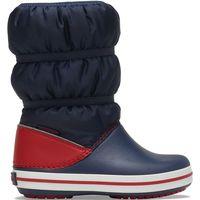 Čevlji  Otroci škornji za dež  Crocs Crocs™ Crocband Winter Boot Kid's 8